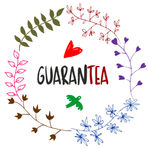 Illustration of plants and the word GUARANTEA