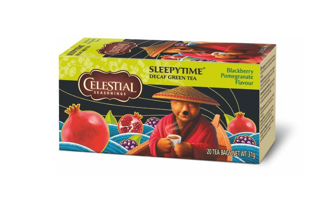 Sleepytime Decaf Blackberry Pomegranate