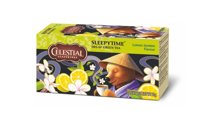 Sleepytime Decaf Lemon Jasmine
