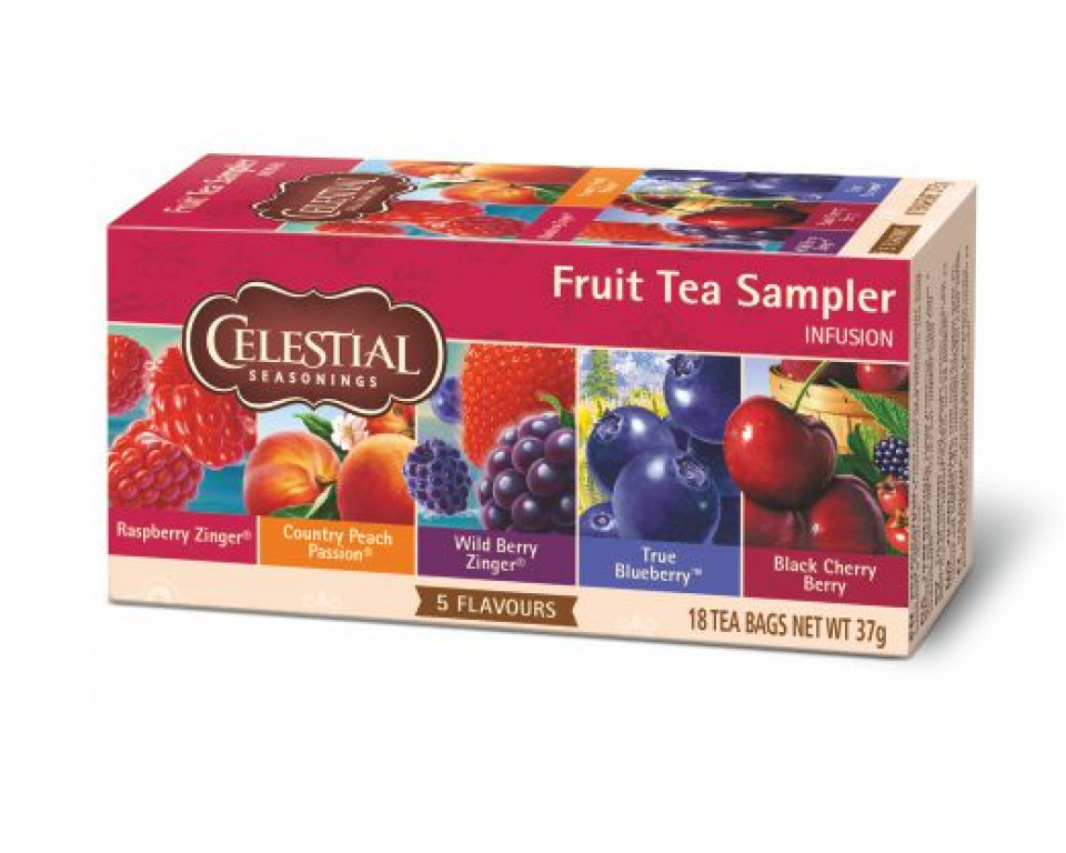 Fruit Tea Sampler